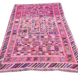 7x5 ft Vintage Moroccan kilim,Moroccan rug,tribal Carpet,home decor,handwoven rug, free shipping