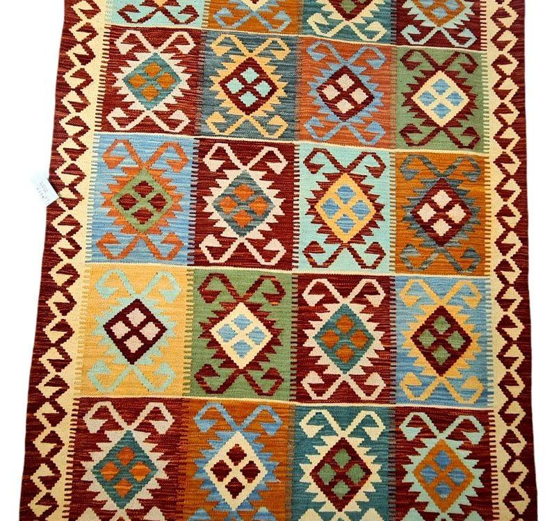 Hand Woven Kilim Rug Flat Weave Kilims