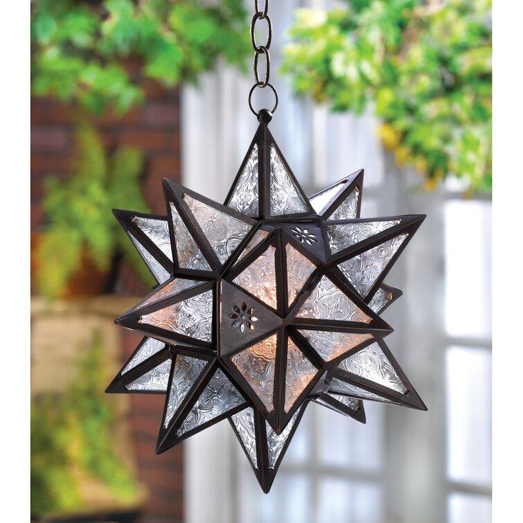 1 - Light Single Star Pendant