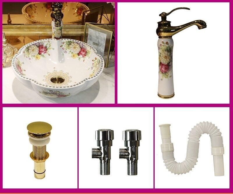 Wash Basin Bathroom Sinks